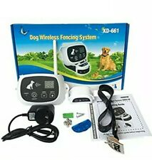 KD-661 Wireless 1/2/3 Dog Fence