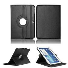 Hülle Tasche Book Samsung Galaxy Tab 3 10.1 P5200 P5210 Tablet Cover Case Black