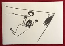 Hyun-Sook Song, Ohne Titel, Lithographie, 1982, handsigniert