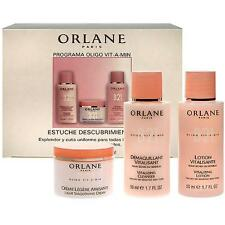 Orlane SET 120ml B21 OLIGO VITAMIN Cream+Cleansing Milk+Lotion, new OVP NEU