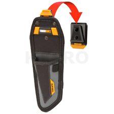 TOUGHBUILT Messerholster mit Clip-System Gürteltasche Werkzeugtasche TOU CT 30 L