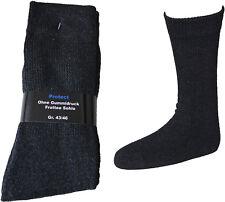 9Paar Protect Herren Vollfrottee Socken anthrazit 43/46
