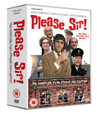 Please Sir!: The Complete Fenn Street Collection DVD (2018) Peter Cleall,