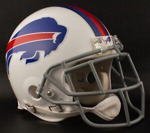 LeSEAN McCOY Edition BUFFALO BILLS Riddell AUTHENTIC Football Helmet NFL