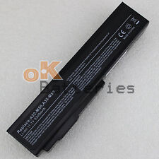 Laptop Notebook Battery For ASUS N53 N53JL N53SD N53SV N53SN Series A32-N61