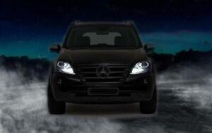 2Birnen LED Standlicht weiß Set Nachtlichter, canbus für Mercedes Klasse ML W164