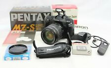 [Mint] Pentax MZ-S SLR Film Camera w/ AF 28-200mm F3.8-5.6 Aspherical from Japan