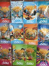 GOL! New 2014 WORLD CUP Soccer PIN Set 12 FIFA Brazil FRENCH FRY FRIES McDonalds