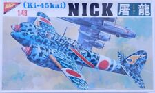 VINTAGE NICHIMO JAPANESE WWII A/C: NICK & KATE in 1/48 R14499