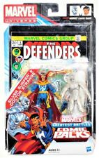 Marvel Universe Greatest Battles Comic Pack Silver Surfer & Doctor Strange!