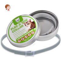 AU Flea and Tick Collar for Dogs and Cats Plant Pest 8 Months Protection 13 inch