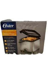 Oster 1.5qt Deep Fryer - Stainless Steel FREE SHIPPING