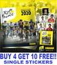 PANINI TOUR DE FRANCE 2020 **SINGLE STICKERS**  #1-250   Buy 4 Get 10 Free!!