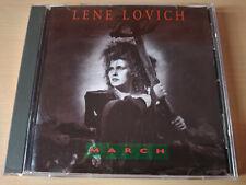 LENE LOVICH - March CD New Wave / Synth Pop / USA