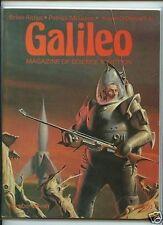 Galileo Magazine of Science & Fiction 1977 series # 7 near mint magazine