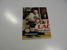 Bob Sweeney 1991 NHL Pro Set (French) card #6