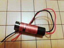 650nm 100mw Red Cross Laser Diode Module 13x42mm DC3V 5V Adjusted Focus Beam