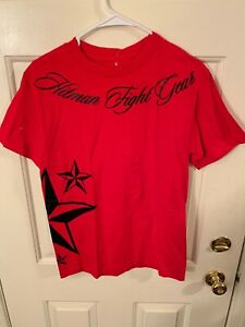 Hitman Fight Gear Small T Shirt Nwt