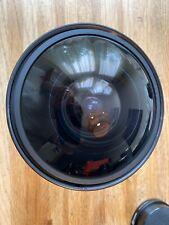 Nikon 8mm fisheye f2.8