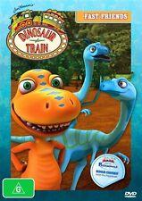 Jim Henson's Dinosaur Train - Fast Friends (DVD, 2011)-REGION 4-Free postage