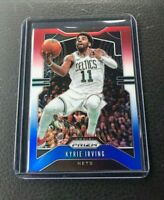 Kyrie Irving 2019-20 Panini Prizm Prizms Red White & Blue Refractor Parallel