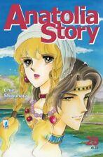 manga STAR COMICS ANATOLIA STORY numero 28