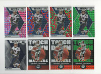 15 ct lot 2020 mosaic Tom Brady Color Prizms Pink, Reactive, Green & Silver
