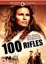 100 Rifles starring Jim Brown,Raquel Welch,Burt Reynolds [DVD]