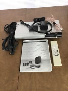 Bose Lifestyle Model 20 Music Center System, Remote & 8-pin link parts only
