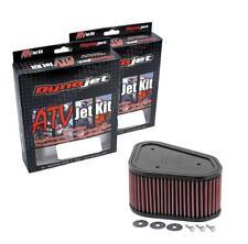 DynoJet Jet Kit Stage 1 Q315 + K&N Filter KA-6503 Suzuki Twin Peaks 700 LT-V700F