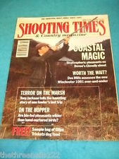 SHOOTING TIMES - WINCHESTER 1001 OVER & UNDER - APRIL 14 1994