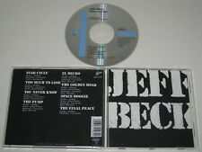 JEFF BECK/IL AND BECK(EPIC CDEPC 32197) CD ALBUM