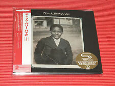 2017 JAPAN CHUCK BERRY BIO with 5 BONUS TRACKS  MINI LP SHM CD