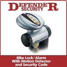 Bicycle Bike Alarm Anti Theft Warning Lock with Motion Detector + Security Code
