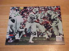 Joe Namath Super Bowl Action Officially LICENSED 8X10 Photo FREE SHIPPING 3/more