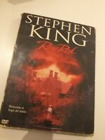 Dvd  ROSE RED  DE STEPHEN KING  (2 discos coleccionistas )