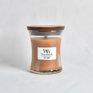 SALE - Wood Wick Candle - Hot Toddy - 9.7oz