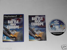 """Batalla de la Segunda Guerra Mundial en Europa para Playstation 2 'raro y difícil de encontrar"""""""