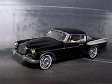 1957 57 Studebaker Golden Hawk 1/64 Scale Diecast Model Collect Display Diorama