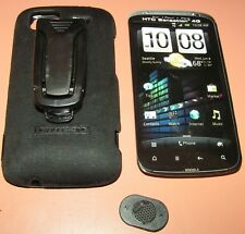 Body Glove hard case with clip/Kickstand HTC Sensation 4G, Black, discounted