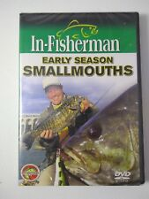 In-Fisherman Early Season Smallmouths - NEW DVD Small Mouths