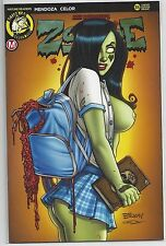 Zombie Tramp #35 Limited to 2500 Risque Variant Cover D Action Lab Danger Zone