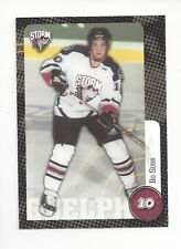 1999-2000 Guelph Storm (OHL) Bo Subr (Tilburg Trappers)