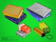 AUDI a4 b7 2.0 TFSI Genuine FRAM Cabina//Polline//interno servizio di Filtro dell/'aria