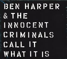 Ben Harper and The Innocent Call It What It Is CD NEW Deeper and Deeper