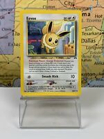 SHIPS SAME DAY Eevee 38/75 Neo Discovery Set UNCOMMON Pokemon Card NEAR MINT