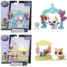 Littlest Pet Shop - 2 Pack Tiki Treats and School Dance Smiles