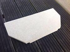 Brennraum Vermiculite Deckenzugplatte Polar 8 -  Serie 3 Oranier Umlenkplatte
