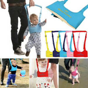 Baby Safety Walking Harness Child Toddler Kids Baby Toddler Walking Assistance