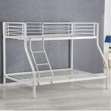 Kids Bedroom Twin Beds Size Over Metal Frame Bunk Bed Furniture Ladder Loft Teen